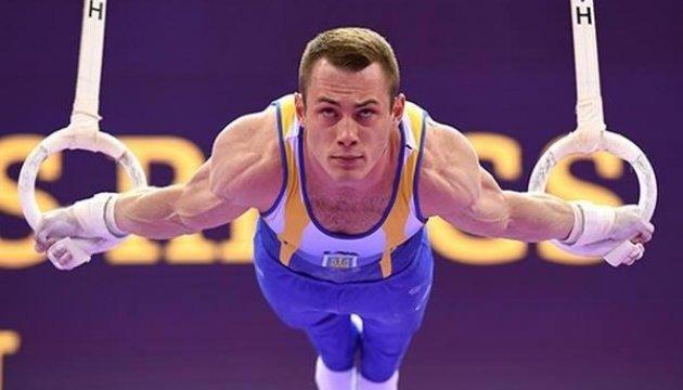 Украинский гимнаст Игорь Радивилов победил на этапе Кубка мира