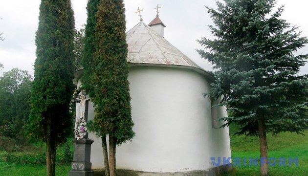 Дідівський храм на подвір'ї