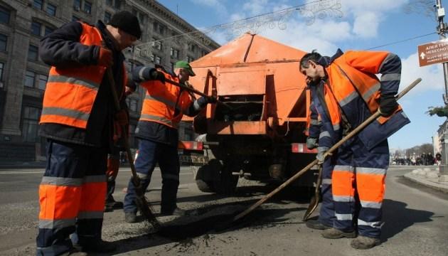 Київавтодор розпочав комплексне оновлення магістральних напрямків