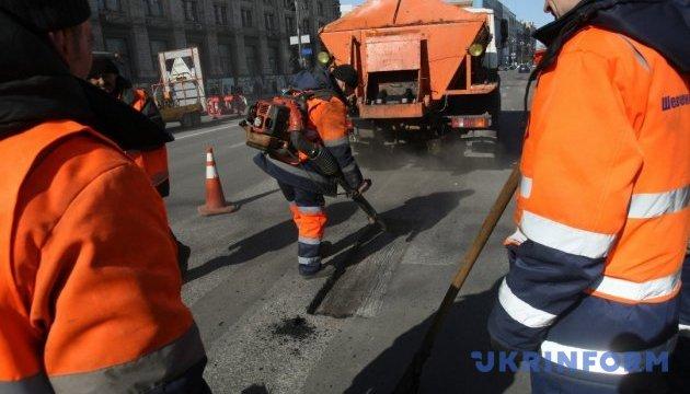 Киевавтодор предупредил об ограничении движения на Институтской