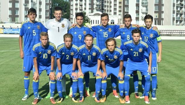 Юношеские сборные Украины по футболу дважды обыграли в субботу сербов в отборе на Евро