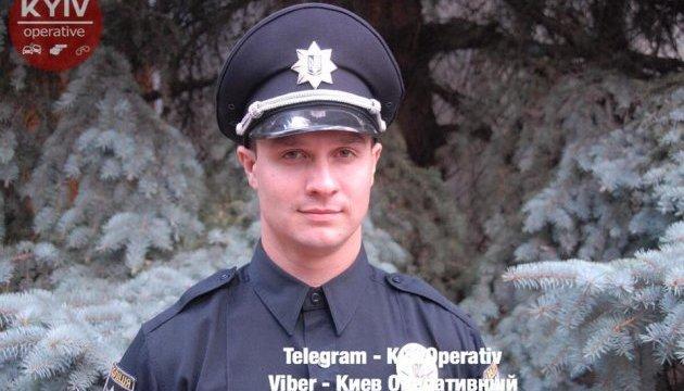 У Києві за п'яне водіння затримали екс-главу харківської патрульної поліції