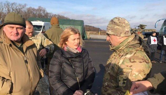 Без співробітників СБУ не було б жодного звільнення заручників - Геращенко