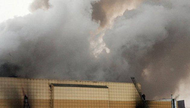 СМИ сообщили о 55 погибших при пожаре в Кемерово