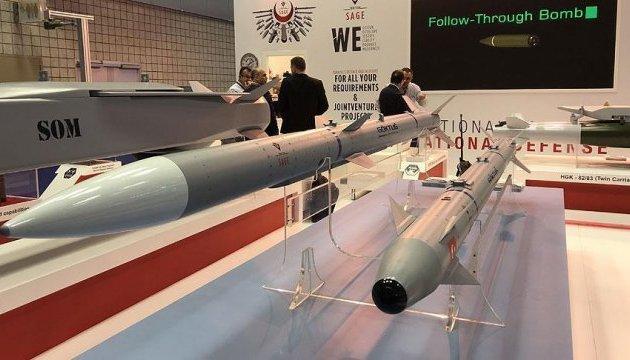 Турция впервые испытала собственные баллистические ракеты