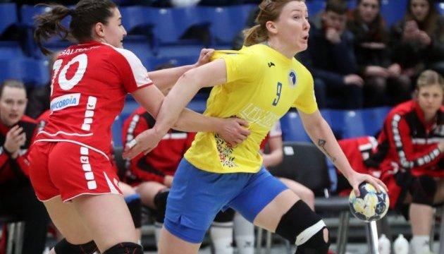 Гандболістки збірної України програли швейцаркам у кваліфікації Євро-2018