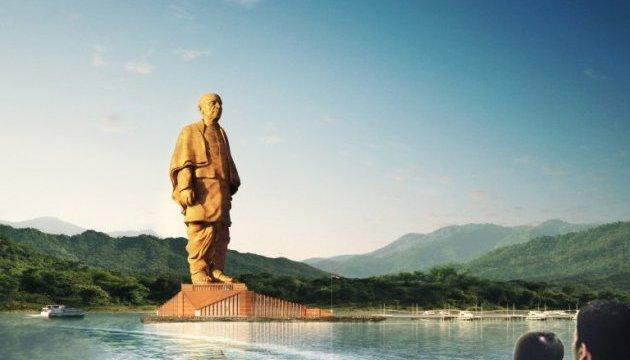Найвища в світі статуя з'явиться в Індії