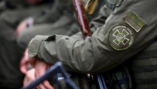 У Києві майже тисяча новобранців Нацгвардії склали присягу
