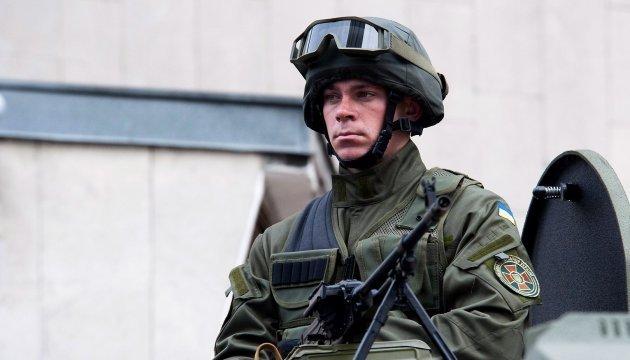 Poroshenko, Groysman y Poltorak felicitan a los militares con motivo el Día de la Guardia Nacional
