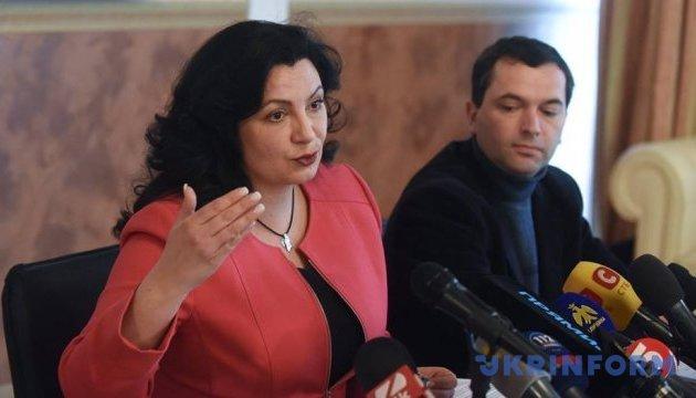Віце-прем'єр анонсувала комісію Україна-НАТО на рівні послів