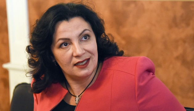 Ukraine counts on Croatia's assistance in energy security - Klympush-Tsintsadze