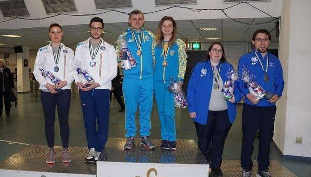 """Украинцы завоевали еще два """"золота"""" на соревнованиях по пулевой стрельбе"""