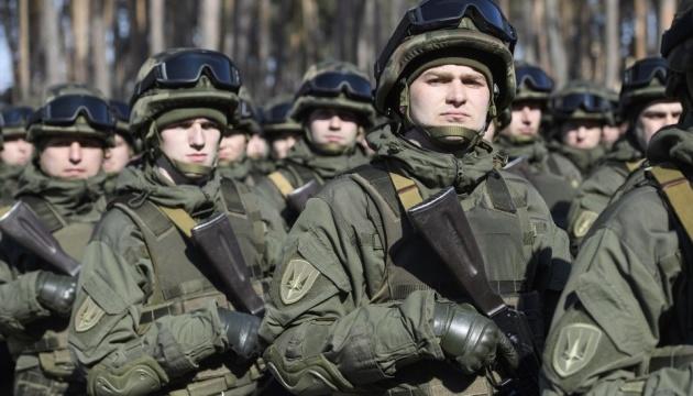 Kompanie der Nationalgarde soll in Berehowe stationiert werden