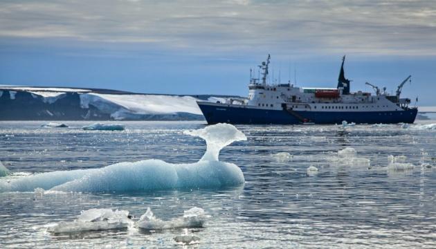 Температура в Арктиці перевищила середні показники на 10°С