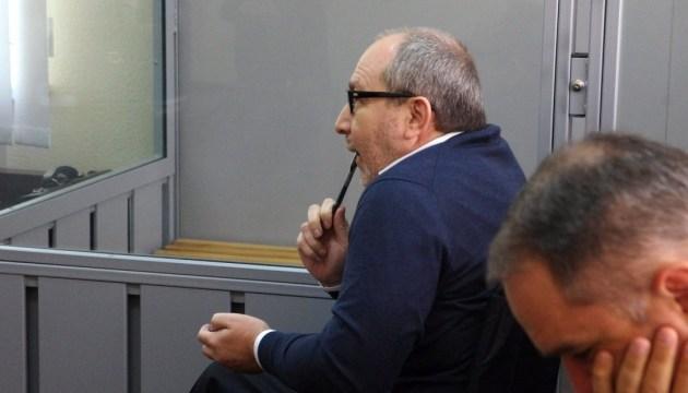 Прокурорів на судових засіданнях у справі Кернеса було лише двоє - Сарган