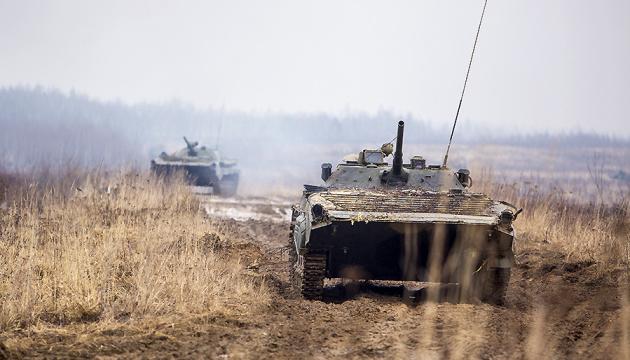 Ostukraine: Separatisten setzen bei Awdijiwka Mörser ein