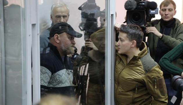 Луценко: Прокуратура вивчає ймовірні контакти Рубана та Савченко з Медведчуком