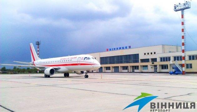 Аеропорт Вінниці відправлятиме регулярні авіарейси до «Борисполя»