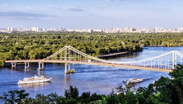 В Киеве Труханов и Міжмостний острова стали ландшафтными заказниками