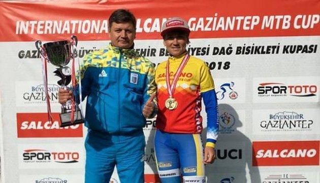 Українка Ірина Попова виграла багатоденні велоперегони в Туреччині