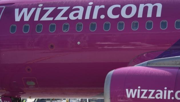 Wizz Air відкриє рейси за маршрутами, які раніше обслуговували Ernest Airlines