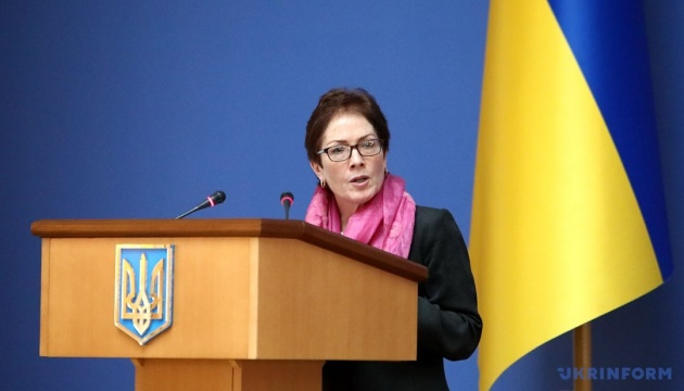 U.S. ambassador discusses upcoming elections with Lviv residents