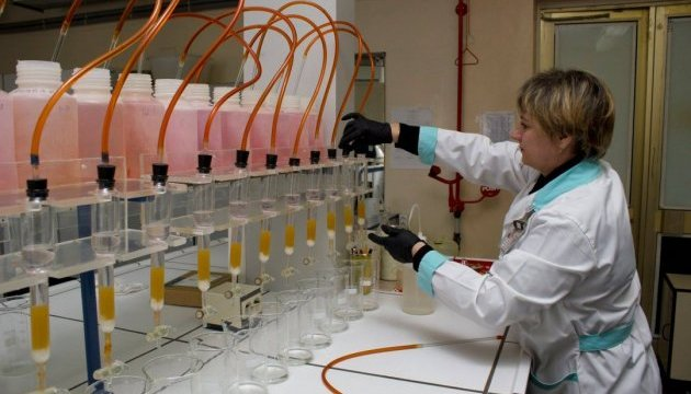 У Чорнобильській зоні випробували установку для очищення води від радіації