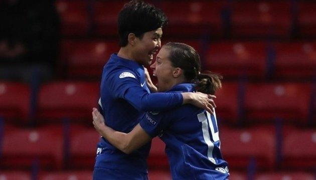 Визначилися півфіналісти жіночої Ліги чемпіонів УЄФА