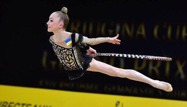 Українські грації здобули п'ять медалей на