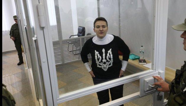 La Cour d'appel de Kyiv confirme le maintien en détention de Savtchenko
