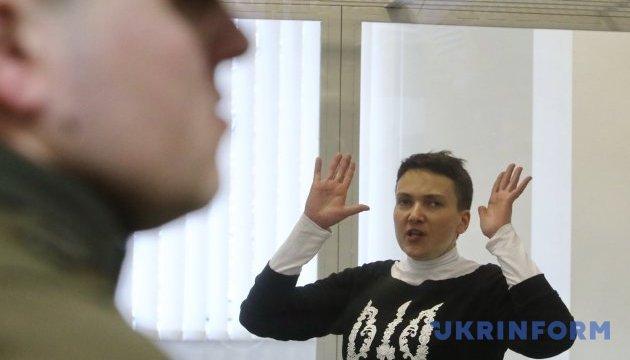 Kyiv Court of Appeal leaves MP Savchenko in custody