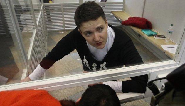 Савченко сьогодні можуть перевірити на поліграфі