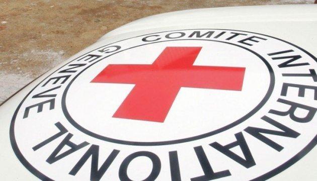La Croix-Rouge achemine 118 tonnes d'aide humanitaire dans le Donbass