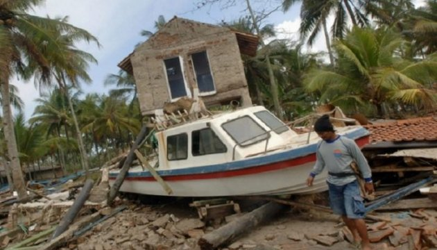 В Папуа-Новой Гвинее произошло еще одно мощное землетрясение
