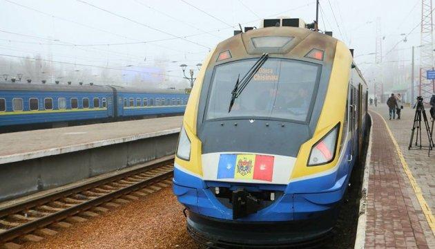Modernisierter Zug wird von Moldawien nach Odessa kursieren