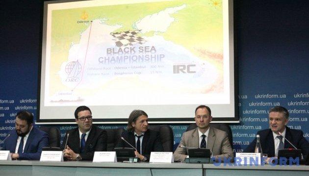 Парусная регата Одесса-Стамбул. В августе стартуют международные крейсерские гонки «Чемпионат Черного моря»