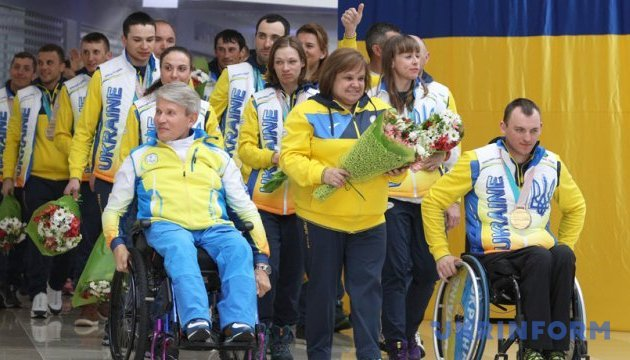 President Poroshenko: Experience of Paralympic athletes crucial for ATO veterans