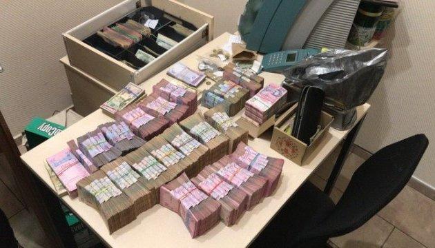 У Дніпрі викрили комерсантів на фінансуванні бойовиків, вилучено 5,5 мільйона