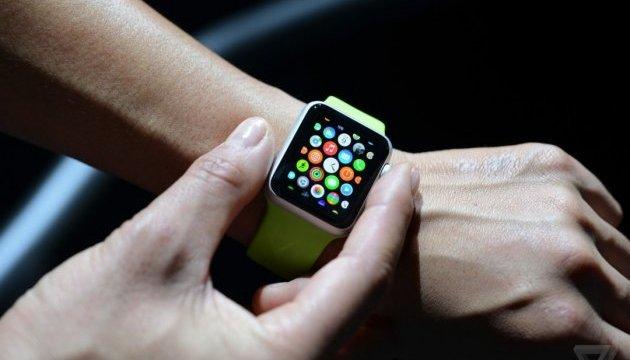 Apple розробляє годинник зі сканером відбитку пальця