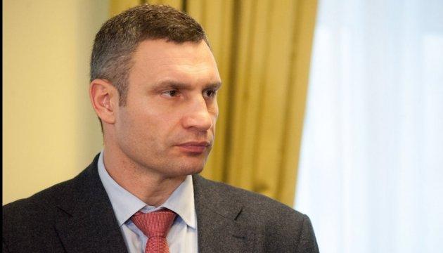 Кличко обіцяє за кілька місяців пам'ятник Іллі Муромцю в парку його імені