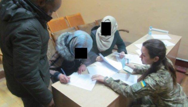 Дві громадянки Сирії попросили статус біженців в Україні