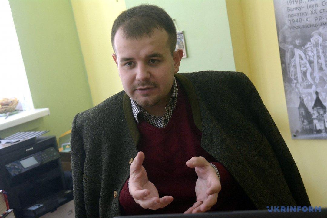 Олександр Федоришен, дирктор КП