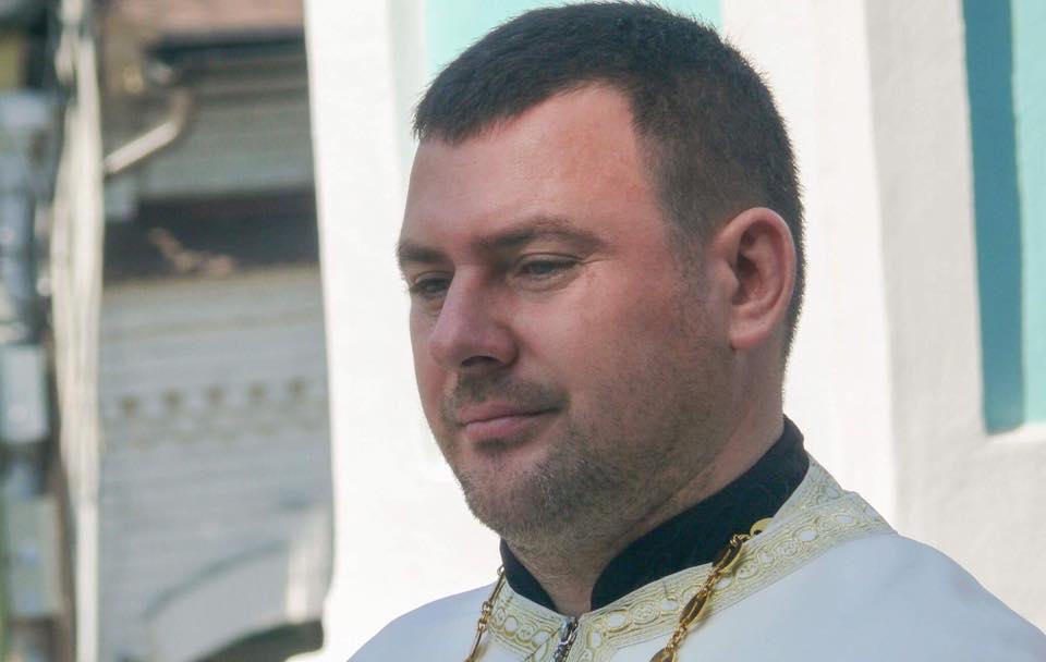 Отець Юрій (Стельмащук)