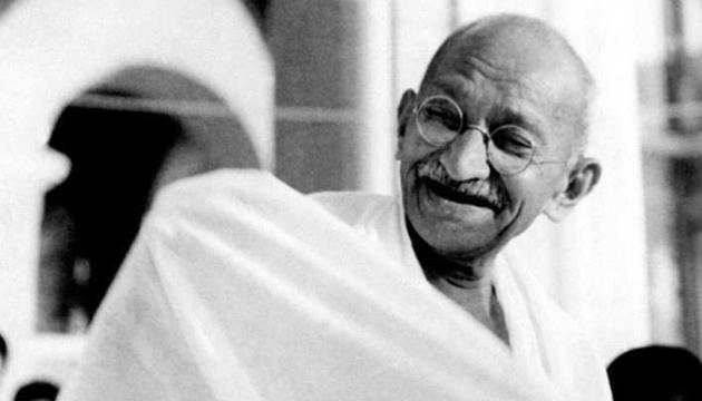 Махатма Ганді. Фото: Twitter
