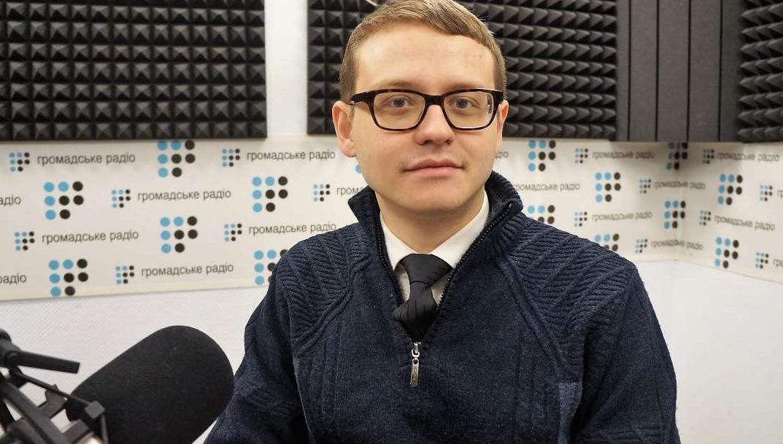 Микола Бєлєсков // Фото: Громадське радіо