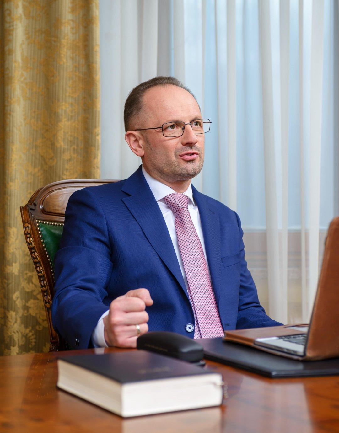 Роман Безсмертний / Фото: прес-служба