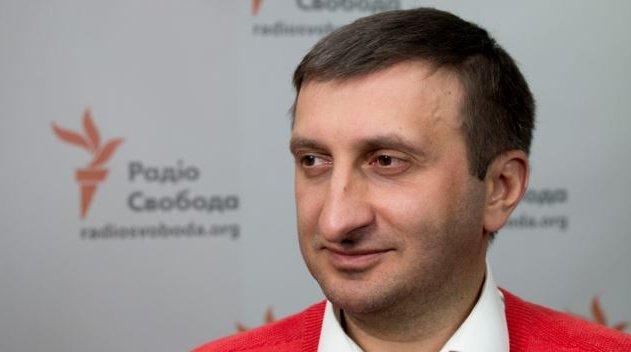Віталій Кулик // Фото: Радіо Свобода