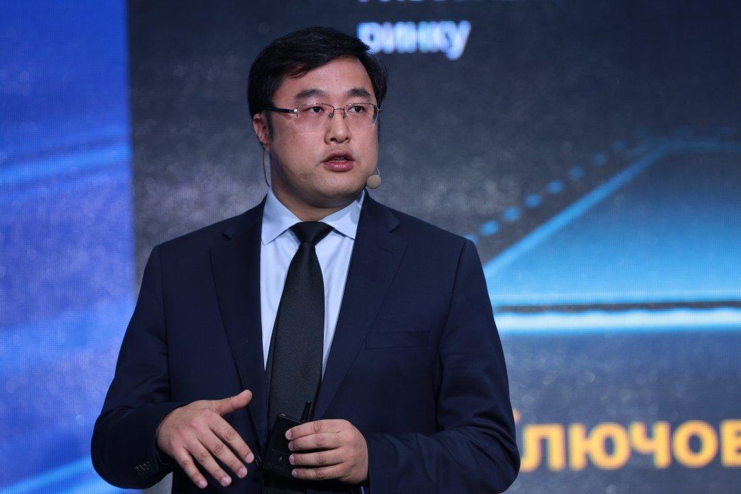 Чжао Січу, президент корпоративного напрямку Huawei по регіону Центральна Азія та Кавказ