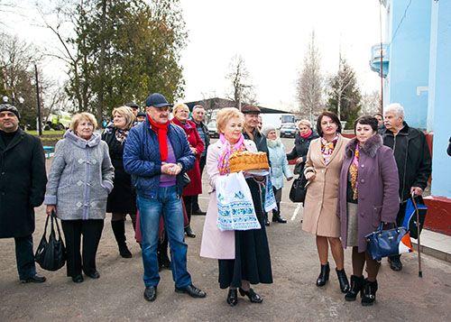 У Миколаївці - свято на честь Степана Олійника