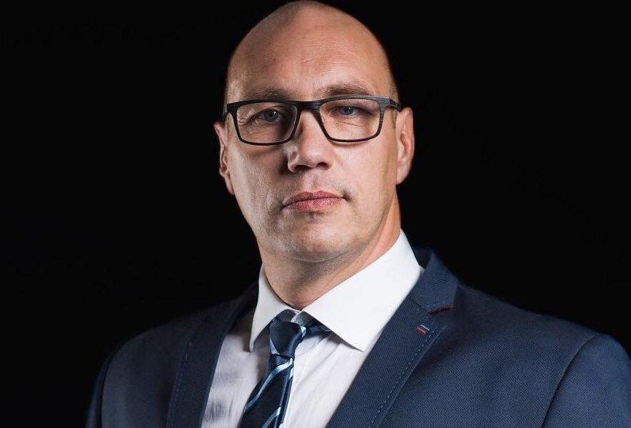 Пебе де Йонг, керівник компанії Global Trade Center (Польща)